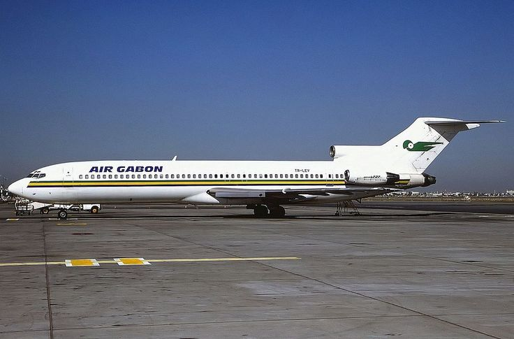 Boeing 727-228-Adv, Air Gabon AN1888968 - Air Gabon - Wikipedia