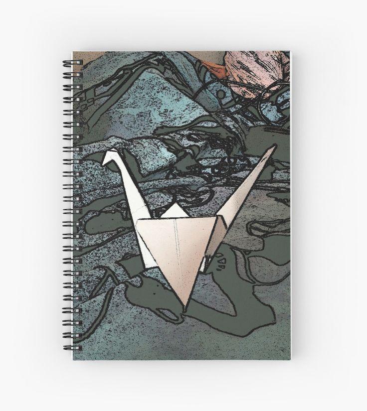 Crane origami by RossoAzul