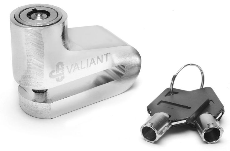 VALIANT MOTORCYCLE Motorbike Disc Lock Heavy Duty Strong High Quality