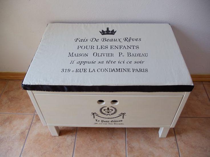 Galicia's Shop: Un cambio de imagen para el mueble.