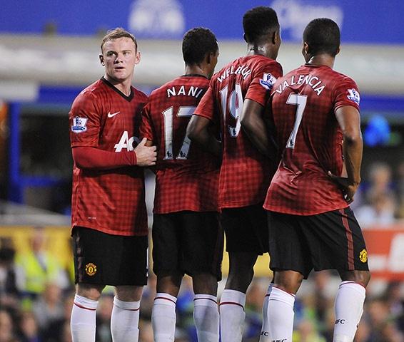 manchester united everton result