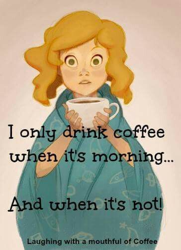 It's morning somewhere! | #Coffee