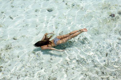 crystal clear waters #splendidsummer