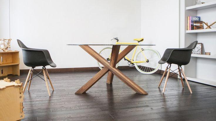 1 x 3 Dining table #homedesign #interior #sisustusidea #interiordesign #dining #table #tableideas #sisustus #sisustaminen #ruokapöytä #inredningsdesign #homeideas