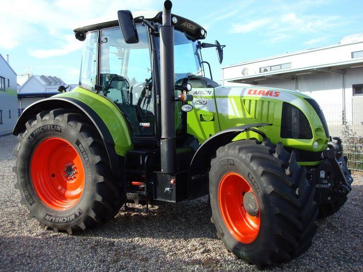 Tracteur Claas - Arion 620