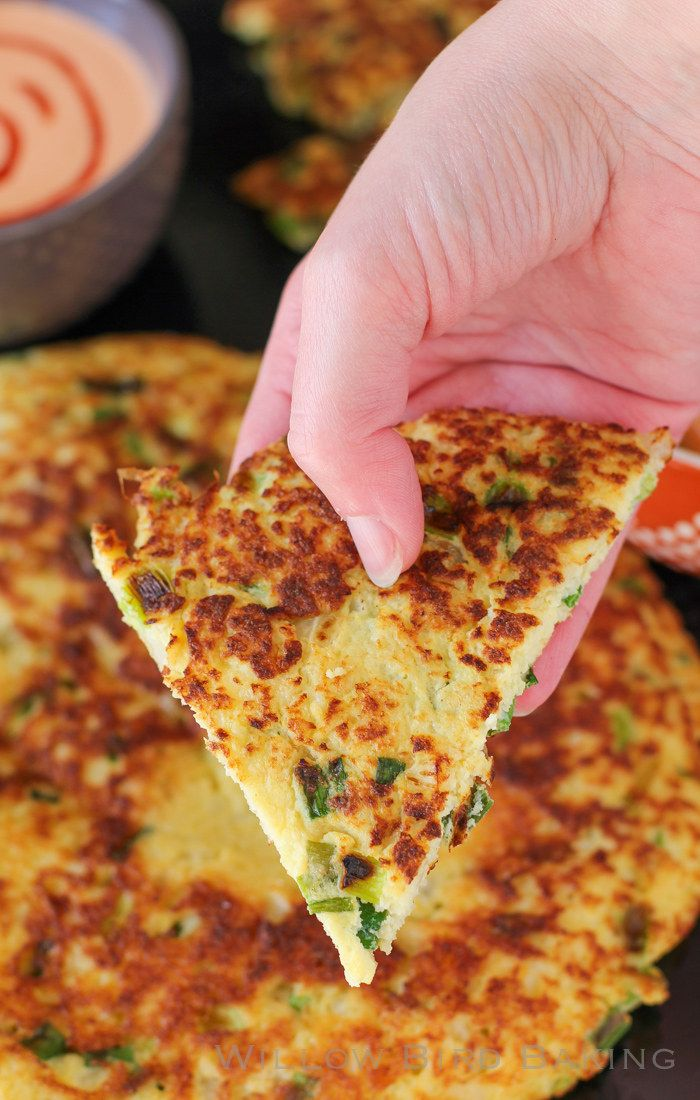 La pizza de coliflor fue sólo el principio.