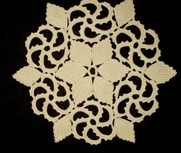 The Gatherings Antique Vintage - Antique Vintage Irish Crochet Table Doily, $30.00 (http://store.the-gatherings-antique-vintage.net/antique-vintage-irish-crochet-table-doily/)