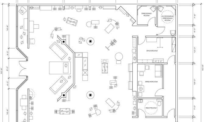 Retail Store Floor Plan Design Home Building Plans 82146 Mimari Sunum Zemin Planlari Mimari Modeller