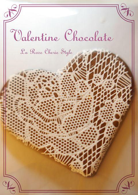 デコレーション教室 La Rose Cherie(ラ・ローズ・シェリー) -バレンタイン・チョコレート