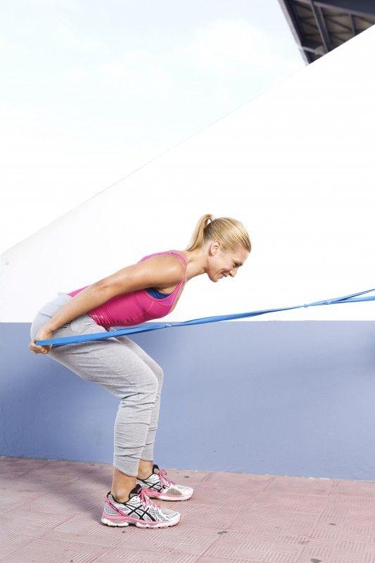 övningar för en stark rygg