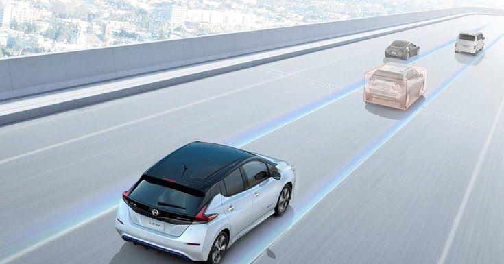 Το νέο Nissan Leaf με τεχνολογία ProPILOT