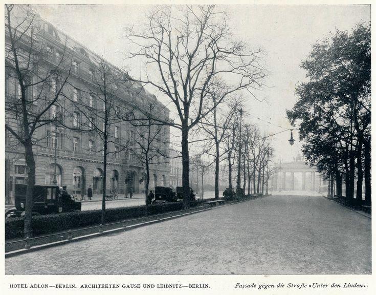 https://flic.kr/p/xXgnt1   Innendecoration 1908 Berlin Hotel Adlon  a   de.wikipedia.org/wiki/Hotel_Adlon