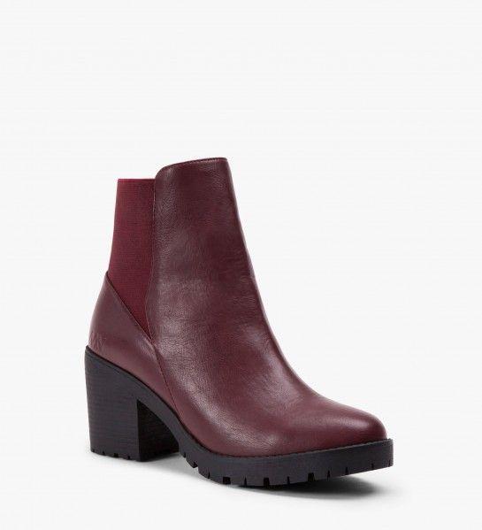 MONTROYAL - CERISE - shoes