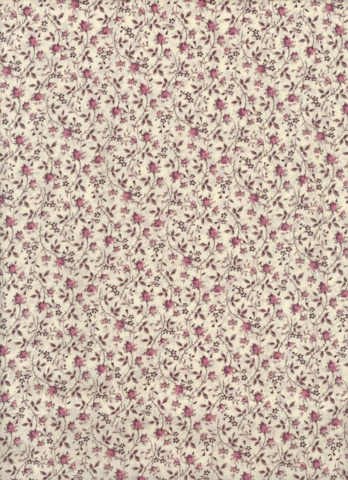 Liberty Tana Lawn Fabric 6x27 Rosy fabric liberty by MissElany, $4.10