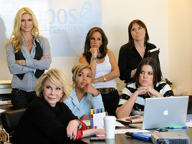 Honoring Joan Rivers: In 2009, Rivers joined Donald Trump's 'Celebrity Apprentice,' in which she and Melissa competed against Khloé Kardashian and Dennis Rodman, among others. In the finale, Rivers bested poker player Annie Duke for the win.