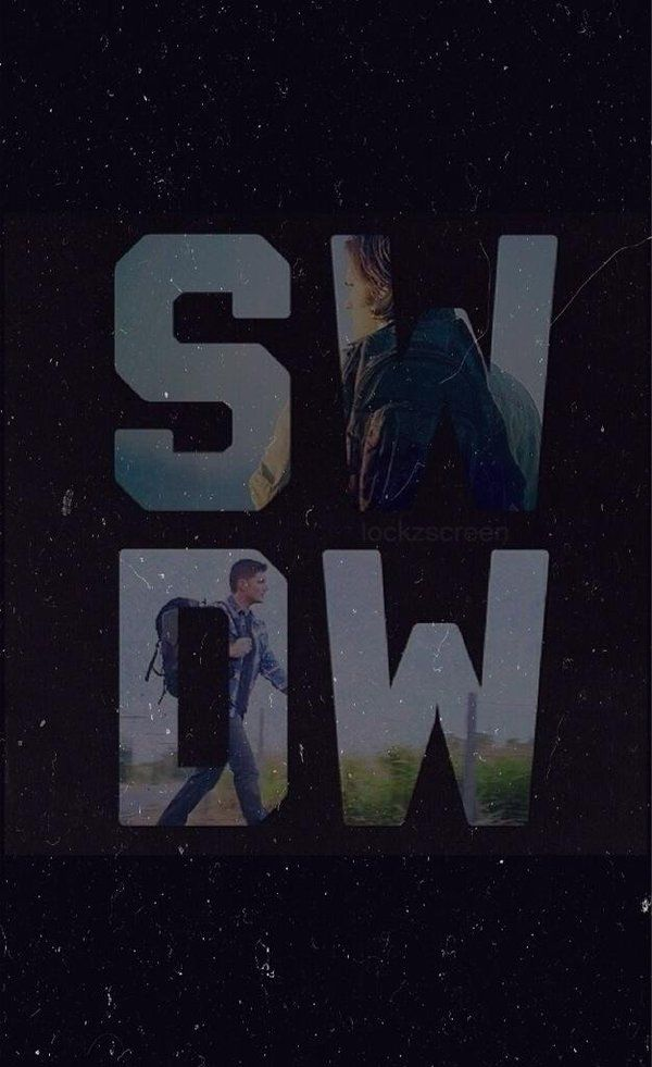 ❌ Wallpaper SW DW Supernatural ❌