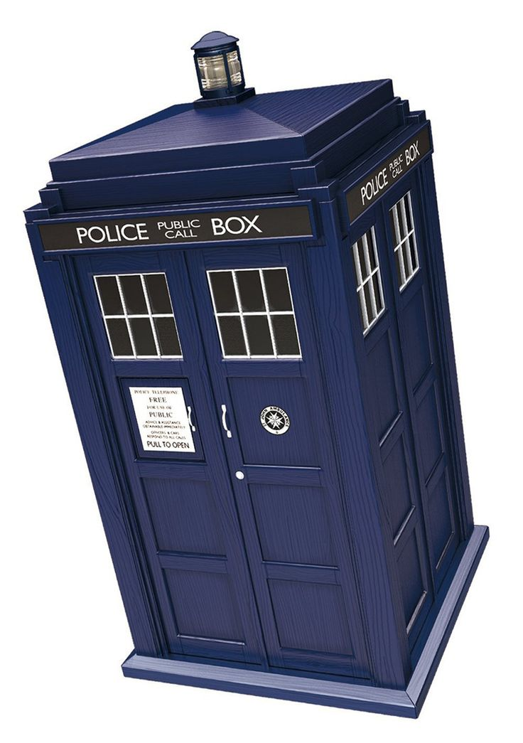 The TARDIS, or Time and Relative Dimension in Space, is the Doctor's vehicle and home that can take him to any place and any time. Now you can control your very own TARDIS! Simply clip the TARDIS onto