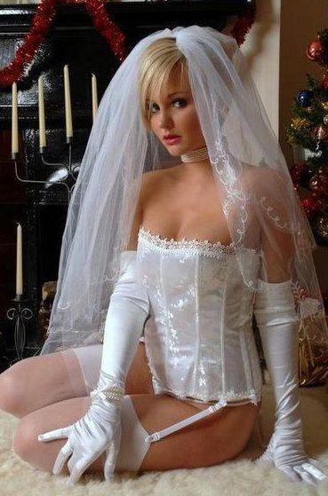Sissy boi bride