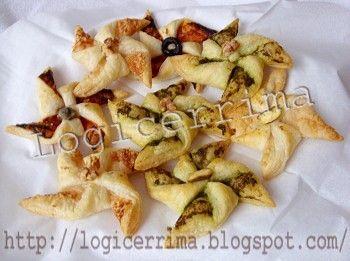 Pizzette Girandola