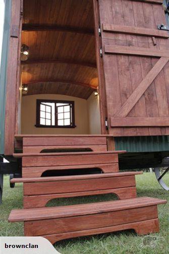 Shepherds Hut / Caravan | Trade Me