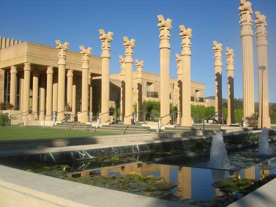 Persepolis Location: Shiraz, Iran