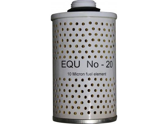 Replacement element to suit NF10 filter. 10 micron