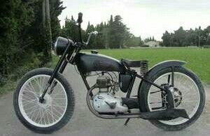 Motobecane D45s bobber