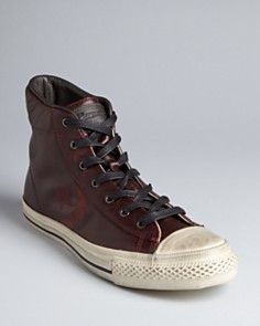 Converse by John Varvatos Star Player High Top Sneakers