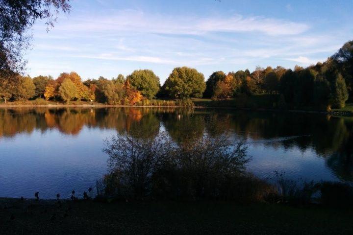 Munich landscape photo