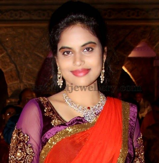 Guests at Dilraju Daughter Wedding | Jewellery Designs