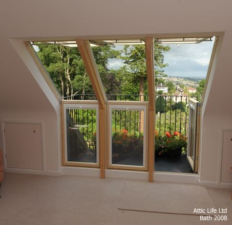 Attic Life Ltd | Loft Conversions | Balconies
