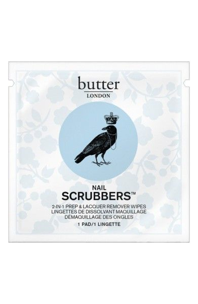Main Image - butter LONDON 'Scrubbers' Nail Polish Remover