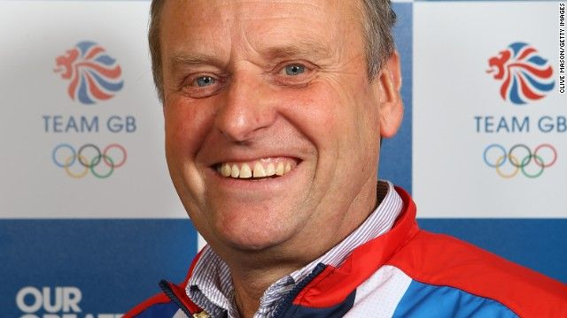 Haydn Price is a farrier working with Britain's top riders. He helped Team GB to Olympic titles in dressage and showjumping at London 2012.