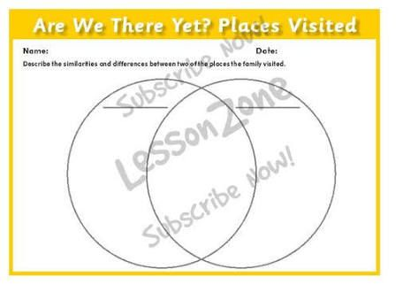 Image result for are we there yet alison lester activities