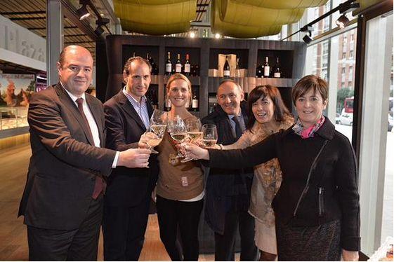 Apertura de la Enoteca Eguren Ugarte en Vitoria-Gasteiz. #vino #bodega http://egurenugarte.com/enoteca-vitoria-gasteiz/