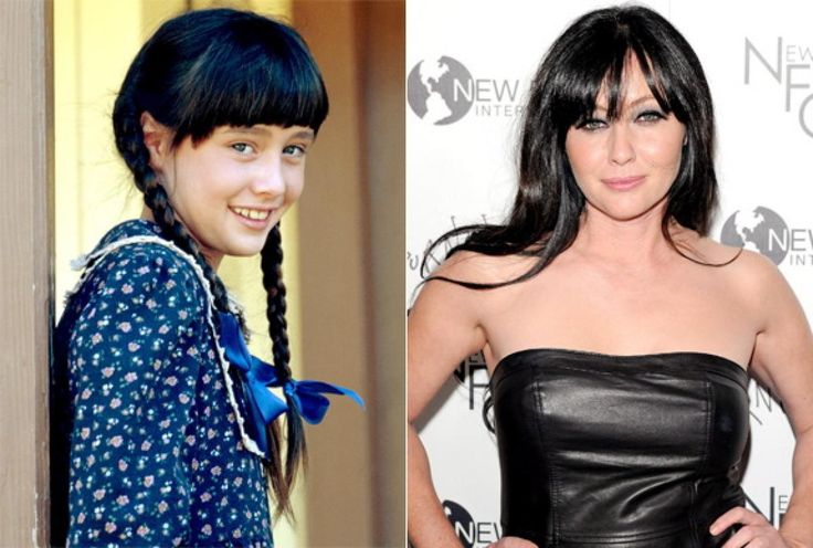 Shannen Doherty won the role of Jenny Wilder on 'Little House' at the age of 11. As a teen, she went on to star in 'Girls Just Want to Have Fun' and 'Heathers,' but she is most famous for her role as Brenda Walsh on 'Beverly Hills, 90210,' to which she returned to for the show's new spin-off series. The 39-year-old actress is also well known for her role as witch Prue Halliwell in 'Charmed.'