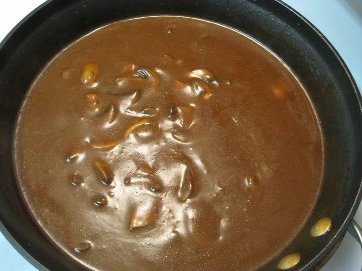 Easy Jaeger Schnitzel Recipe Pork Pinterest Food And Recipe