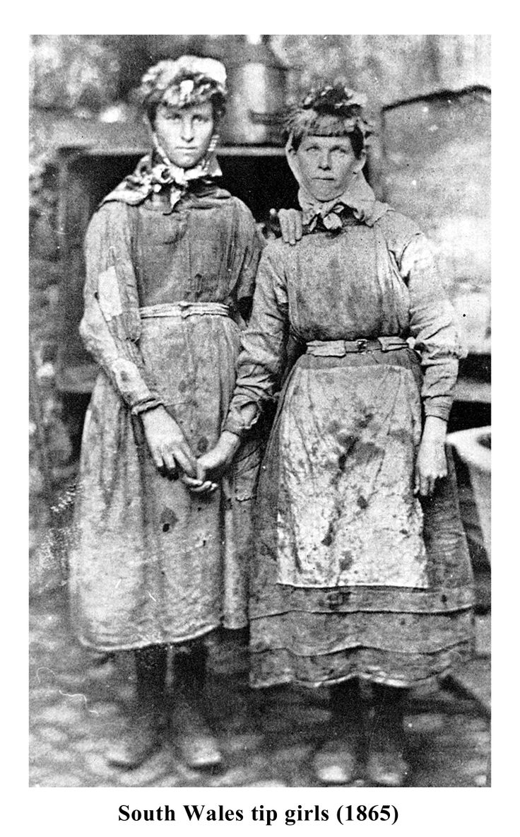 South Wales tip girls (1865)