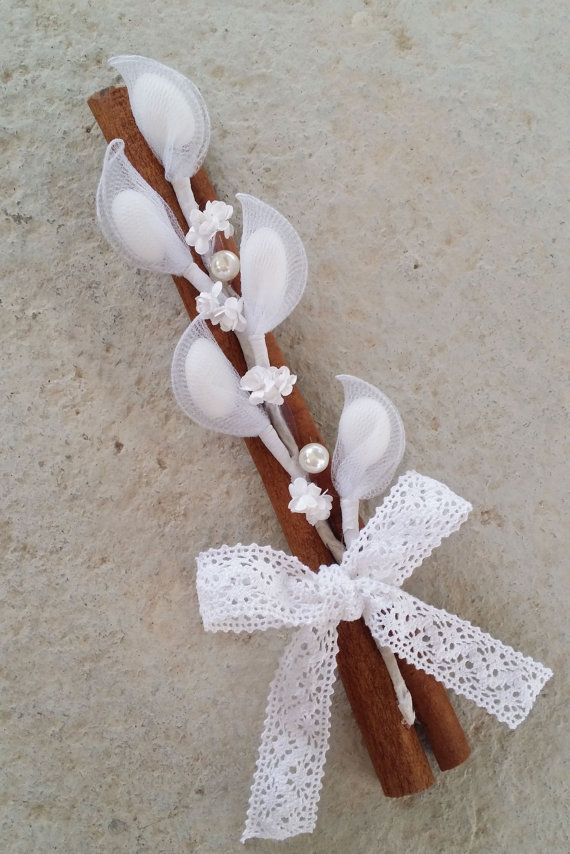 Wedding Favors Greek Bombonieres Romantic by PreciousandPrettygr