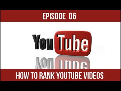 SEO For YouTube: Learn the correct process to optimise a YouTube video so that will rank in the search engine results including a well kept secret that we have been using to ensure that the search engines understand the content of our videos