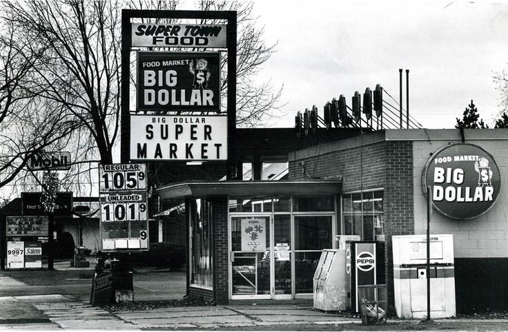 Gas Price War in Superior, MN, 1989