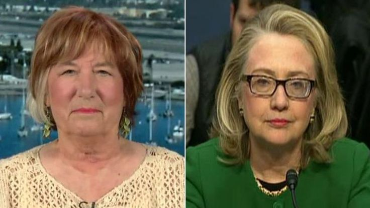 Benghazi Victim's Mom: 'As Far As I'm Concerned, Hillary Is Anti-Mother' | Fox News Insider