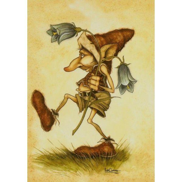 Le Korrigan Amoureux de Nicolaz Le Corre