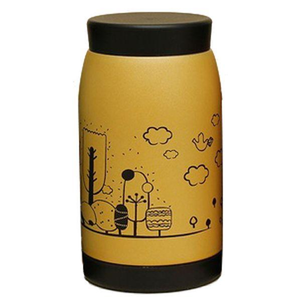 Caliente Taza de Acero Inoxidable Termo Taza de Vacío Botella termo Vientre Botella Térmica taza de Café Aislados Vaso de agua Para El Coche taza