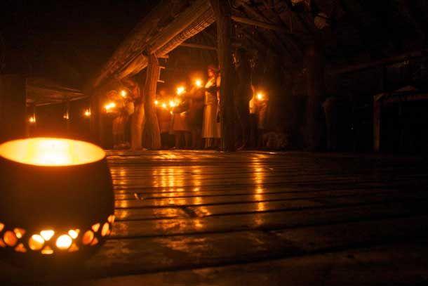 Mombo Camp celebrates Earth Hour 2014|