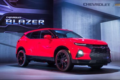 2019 Chevrolet Blazer Everything You Need To Know Chevrolet