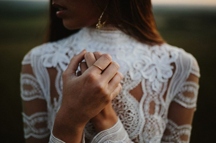 FESTIVAL BRIDES | The Sisters – A Unique Bridal Fashion Editorial | James Frost Photography
