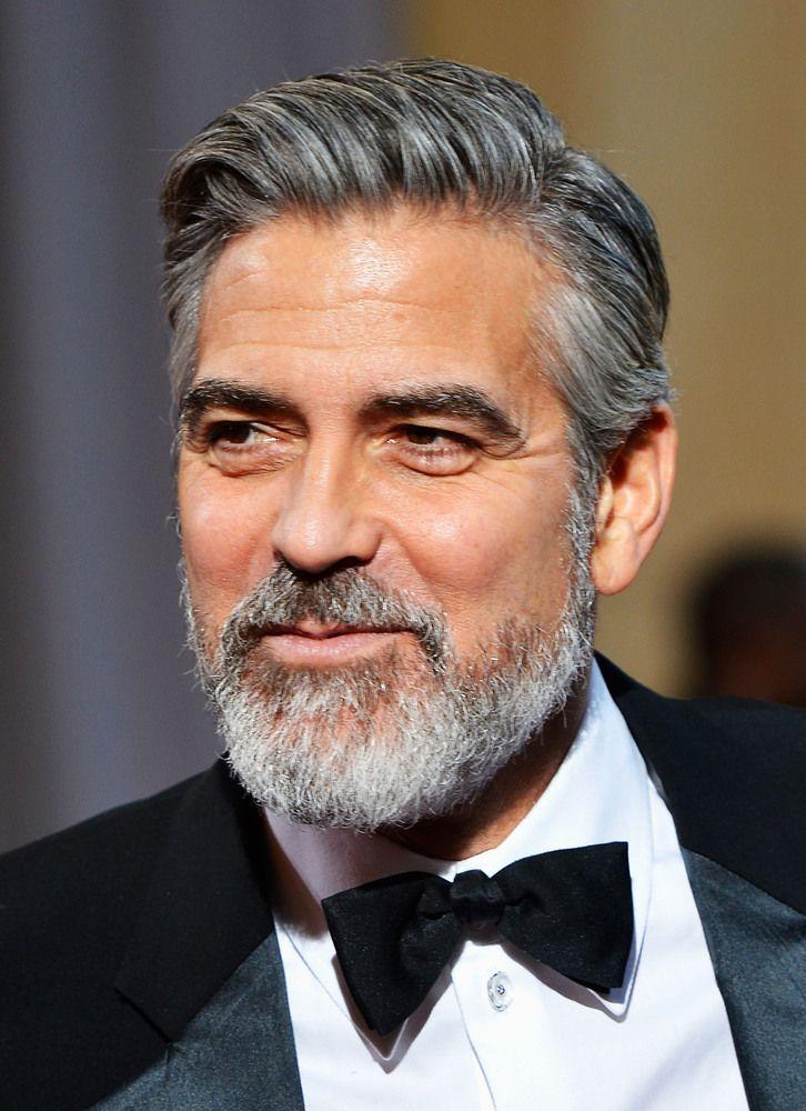 AFFICHER VOS TÊTES GRISES - George Clooney