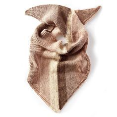 Caron® Cakes™ Knit Triangle Shawl