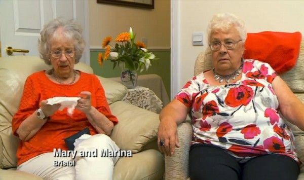 Best friends Mary and Marina from Bristol join the Gogglebox cast